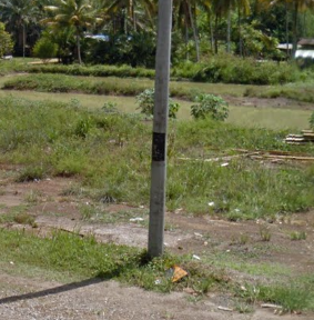 Black Malaysian signs in GeoGuessr